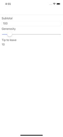 TipCalc Xamarin Forms | MvvmCross